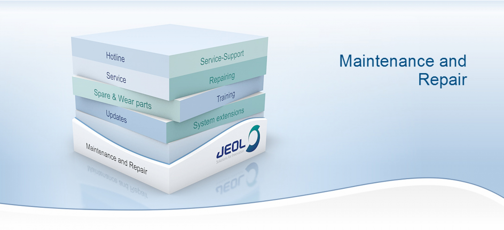 JEOL - Maintenance and Repair