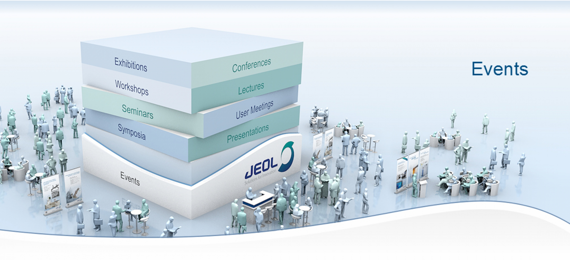 JEOL - Events