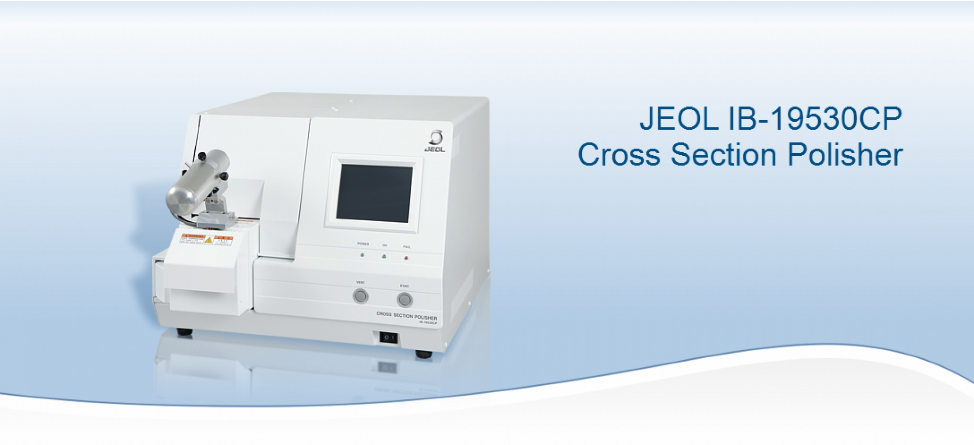 JEOL IB-19530CP Cross Section Polisher