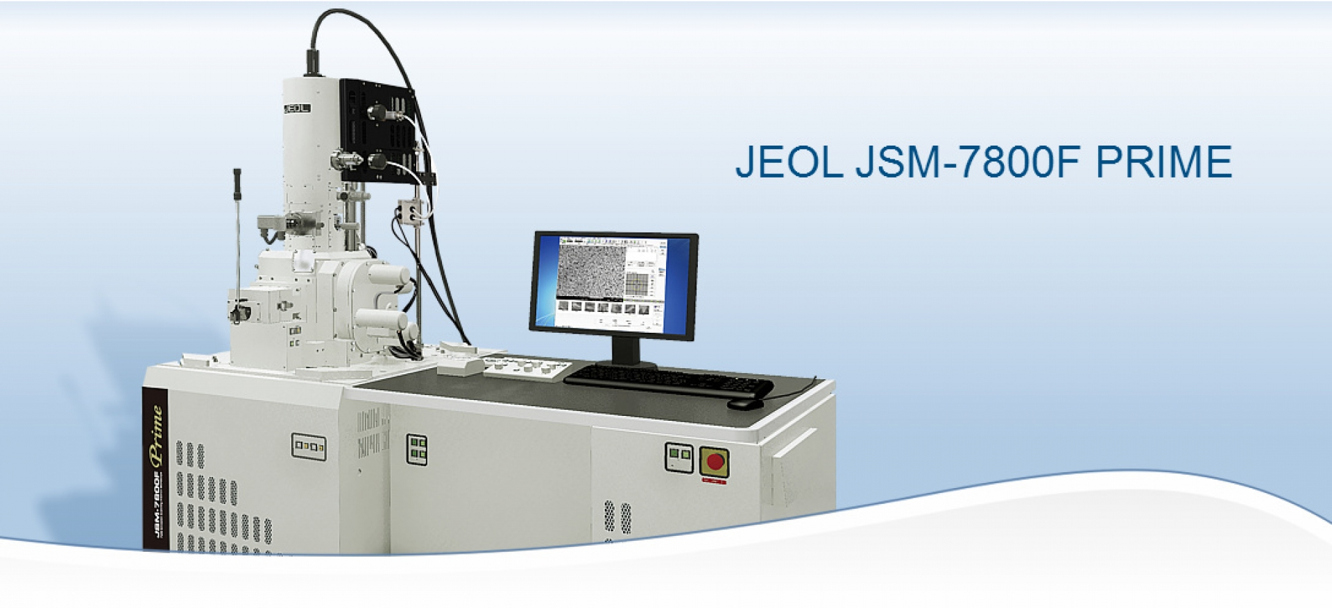 JEOL - Second-hand Equipment
