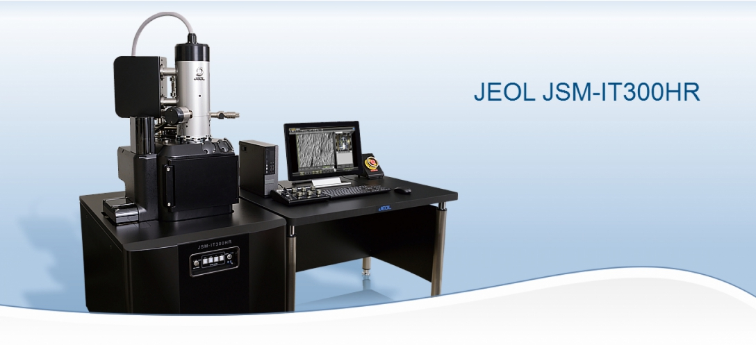 JEOL JSM-IT300HR InTouchScope™
