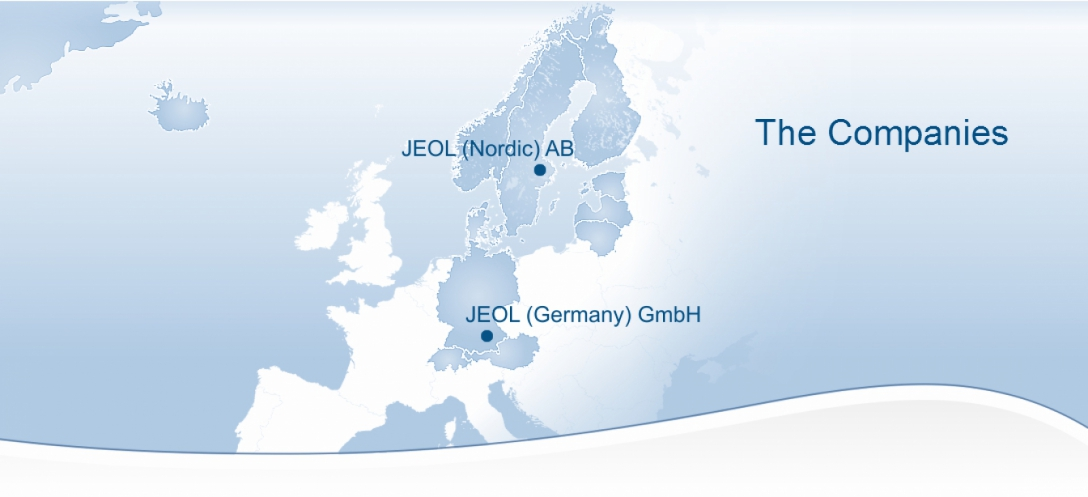 The Companies - JEOL  (Germany) GmbH and JEOL (Nordic) AB
